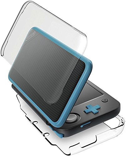 HORI Nintendo New 2DS XL Duraflexi Protector (Clear) by HORI- Officially Licensed by Nintendo - Nintendo 2DS;