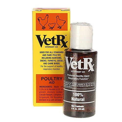 VET RX Veterinary Remedy Poultry 2oz