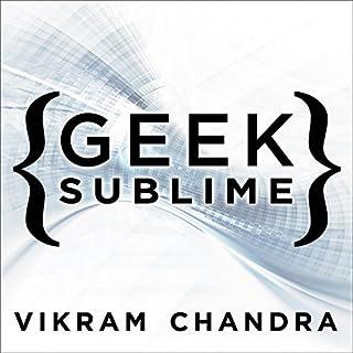 Geek Sublime audiobook cover art