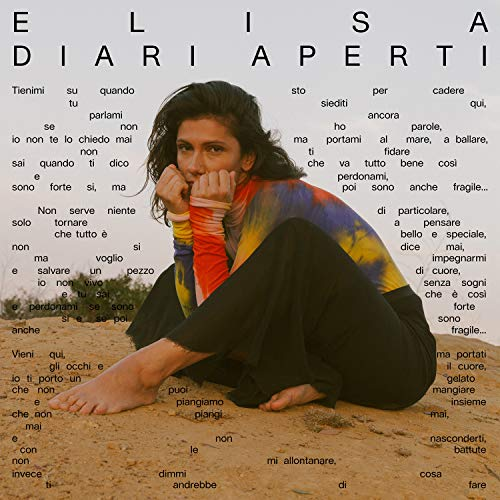 Diari Aperti [Vinile Autografato] (Esclusiva Amazon.it)