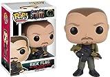Funko - Figurine POP Movies: Suicide Squad - Rick Flagg