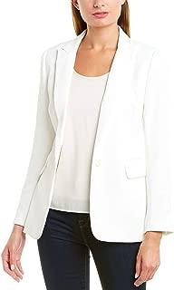 vince camuto white blazer
