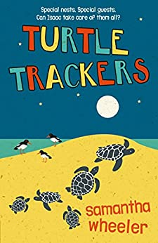 Turtle Trackers by [Samantha Wheeler]