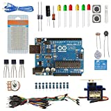 REES52 Uno Kit TS5823 Uno R3 Project Starter Kit for iduino Starter Beginners