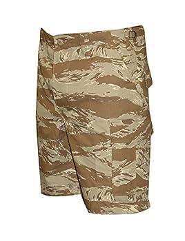 TRU-SPEC Men s BDU Short Original Desert Tiger Stripe Medium Regular