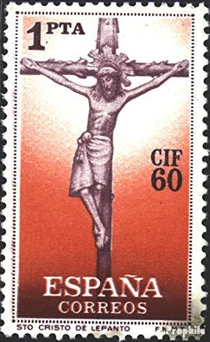 Prophila Collection España 1179 1960 cif 60 (Sellos para los coleccionistas) Cristianismo