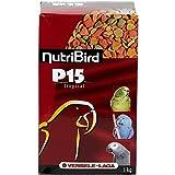 Nobby - Nutribird P15 Tropical - Graines pour oiseaux tropicaux - 10 kg
