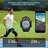 Zoom IMG-2 beeasy orologio uomo digitale fitness