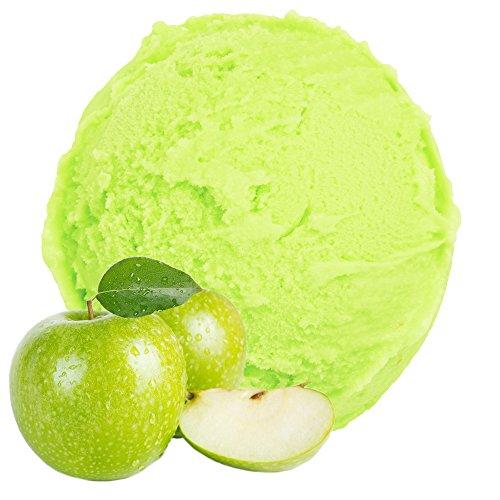 Apfel Geschmack 333 g Gino Gelati Eispulver für Ihre Eismaschine