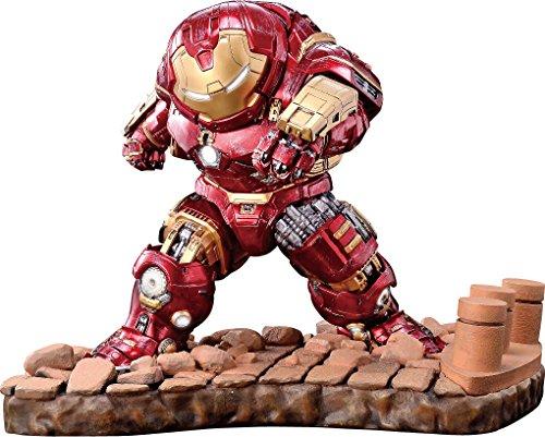 Marvel Avengers Age of Ultron Egg Attack Action Hulkbuster PVC Figure image