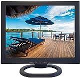 ViewEra V151HV2 15-Inch TFT LCD Video Monitor, Black, 1024 x 768 XGA Maximum Resolution, 350 cd/m2 Brightness, 700:1 Contrast Ratio, 8ms Response Time, 170°(H)/160°(V) Viewing Angle, 16.2M Colors