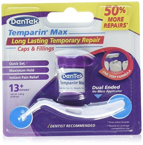 Dentek Temparin Lost Filling Repair
