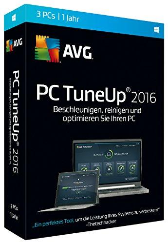 S.A.D AVG PC TuneUp 2016 – 3 PC