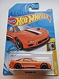 Hot Wheels 2020 Hw Turbo '95 Mazda RX-7, 43/250 Orange