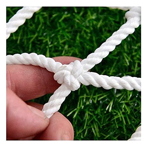 Netificación De Protección Al Aire Libre para Niños Mascotas, Niños Pared Net Plant Subida Carga Poliéster Red Net, Cargo Net para Coche Red Gatos (Size : 3x10M(10X32FT))