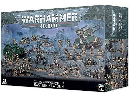 Warhammer 40k - Battleforce 2020 Astra Militarum : Peloton Bastion