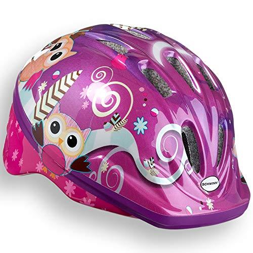 Schwinn Kids Character Bike Helmet, Toddler, 3-5 Years Old, 48-52 cm, Dial...