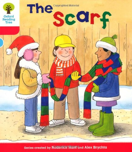 Oxford Reading Tree: Level 4: More Stories B: The Scarfの詳細を見る