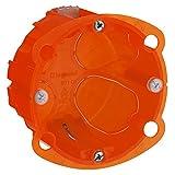 Legrand Batibox LEG90501 - Caja de empotrar (1 elemento, varios materiales, 40 mm de profundidad)
