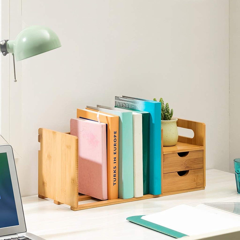 Modern Simple Bookshelf Desktop Small Shelf Rack Mini Small Desktop Storage Shelf