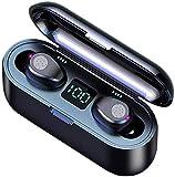 Auriculares Inalámbrico, Auriculares Bluetooth 5.0, Auriculares Deportivo, Auriculares Impermeable IPx7, Cascos inalambricos, Cascos Bluetooth, Auriculares TWS
