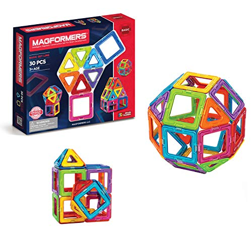 Magformers Basic Set (30 pieces) $28.99