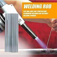 溶接棒 10ピース500mmアルミニウム溶接電極フラックスコア低温ろう付けワイヤーエアーズエアコンアルミニウム修復溶接ロッド (Diameter : 2.0mm)