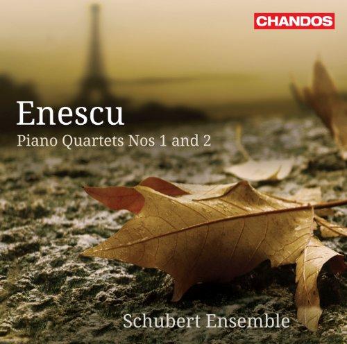 Enuscu: Klavierquartette 1+2
