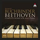 Rudolf Buchbinder - Beethoven Complete Works for Solo Piano [Box Set]