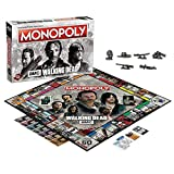 Winning Moves Monopoly - The Walking Dead Merchandising Ufficiale