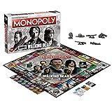 The Walking Dead Monopoly gioco da tavolo - Italian Edition