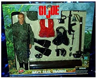 G.I. Joe Navy Seal Trainee Set 12