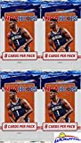 2019/20 Panini Hoops NBA Basketball Collection of FOUR(4) Factory Sealed Packs with 32 Cards! Loaded with RCS & INSERTS! Look for RCS & AUTOS of ZION WILLIAMSON, RJ Barrett, Ja Morant & More! WOWZZER!