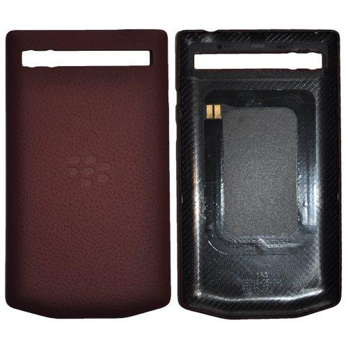 PD Leather Battery Door Cover P`9983 Dark Sky