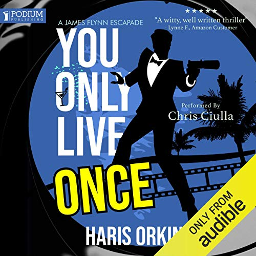 You Only Live Once audiobook cover art