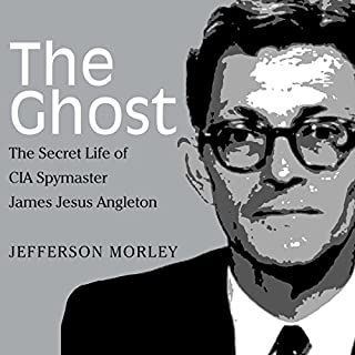 The Ghost audiobook cover art