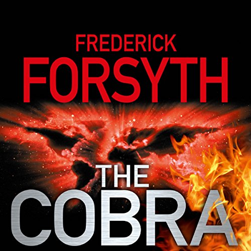 The Cobra audiobook cover art