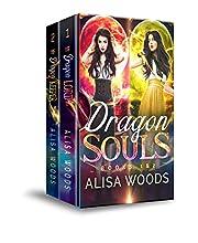 Dragon Souls Box Set (Books 1-2: Broken Souls Series)—Dragon Shifter Paranormal Romance