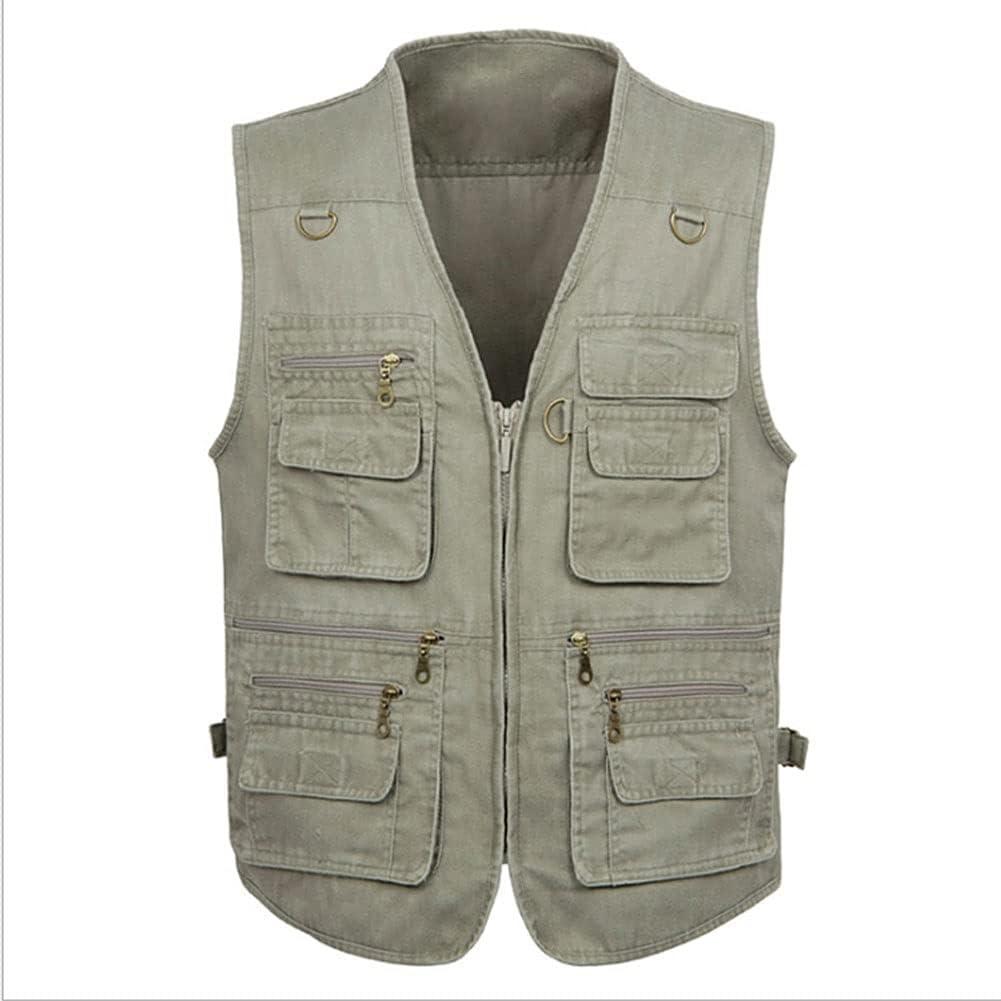 Fishing Vests Phoenix Mall for Men List price Multi-Pocket Photography Vest