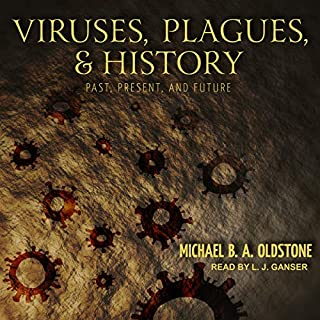 Viruses, Plagues, and History audiobook cover art