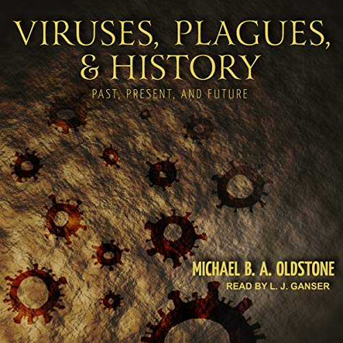 『Viruses, Plagues, and History』のカバーアート