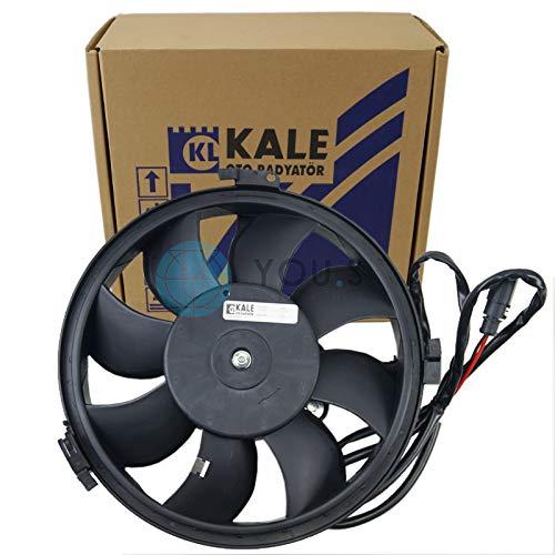 Kale Refroidissement Moteur Ventilateur Électrique Diamètre: 280 mm puissance Nominale: 300 W - 4Z7959455