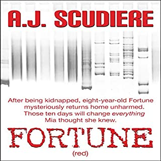 Fortune (Red) audiobook cover art
