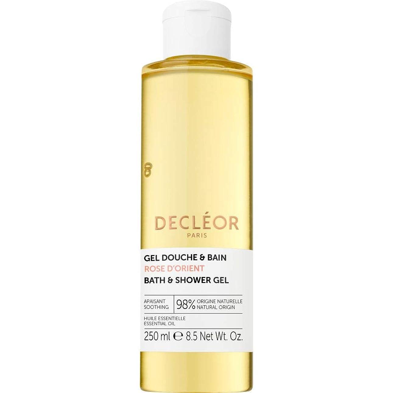 規定農民暴君[Decl?or ] デクレオールは、D'のオリエントバス&シャワージェル250ミリリットルをバラ - Decleor Rose d'Orient Bath & Shower Gel 250ml [並行輸入品]