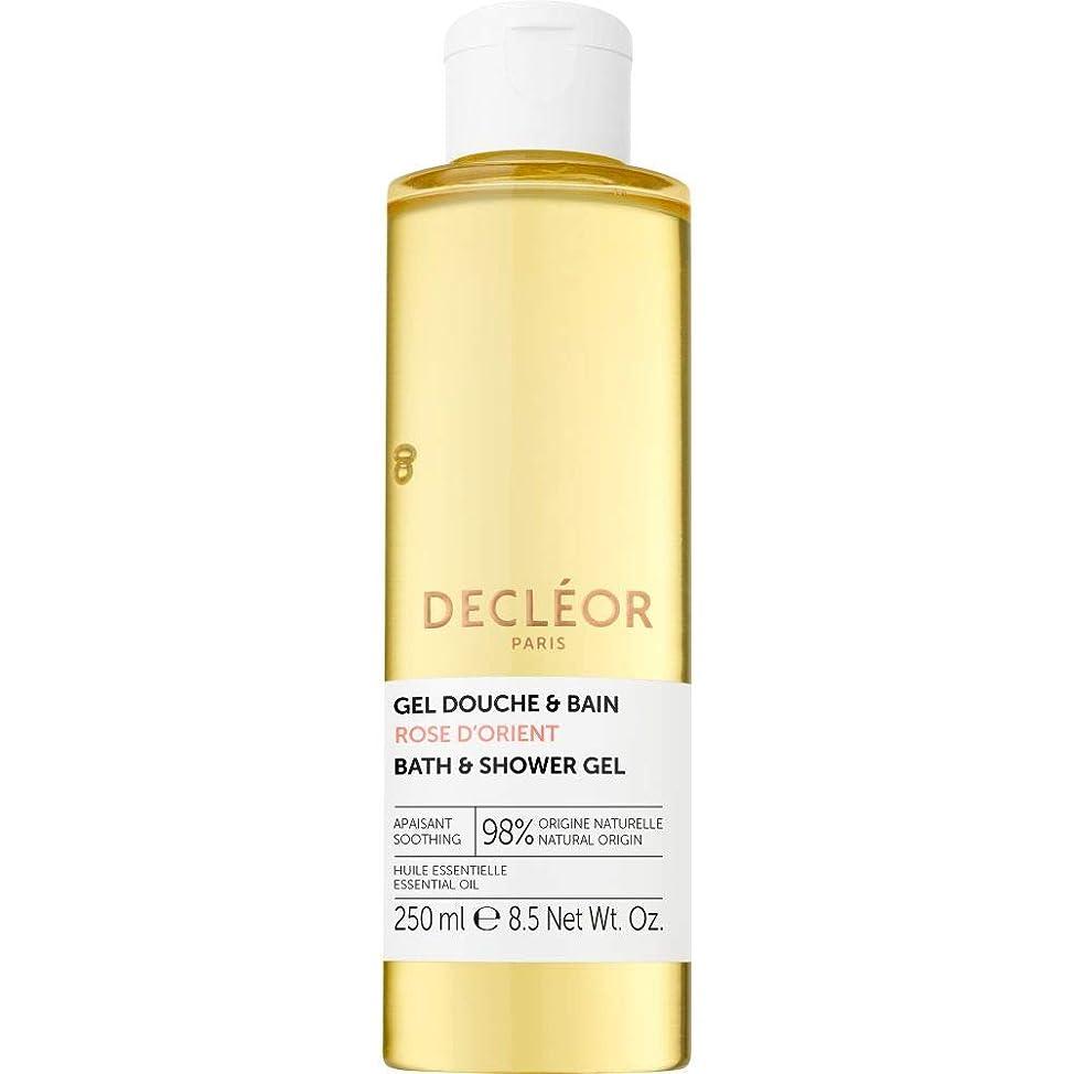 ひも援助する植物学者[Decl?or ] デクレオールは、D'のオリエントバス&シャワージェル250ミリリットルをバラ - Decleor Rose d'Orient Bath & Shower Gel 250ml [並行輸入品]