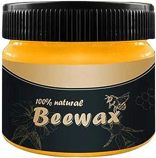 Cera de abejas Muebles de madera Pulido Limpiador Cuidado Madera Condimento Cera de abejas Impermeable