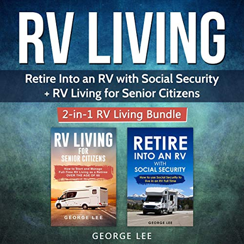 RV Living Audiobook By George Lee cover art