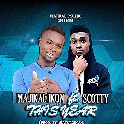 Majikal Ikon feat. Scotty
