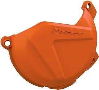 POLISPORT - 59338/54 : Protector tapa de embrague naranja 8447700002