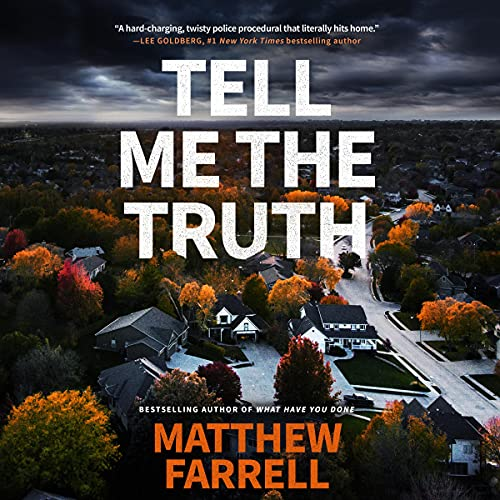 Tell Me the Truth: Adler and Dwyer, Book 2